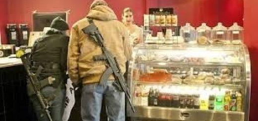 """""""大屠杀""""刚过去三天,美国人却在忙着买枪…看得让人惊出冷汗"""