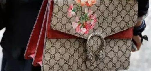 留学生带Gucci包出国,