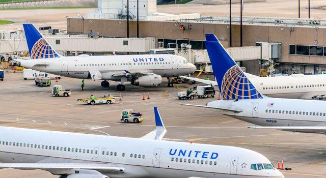 又到了全民出行的日子 細數美國最忙機場