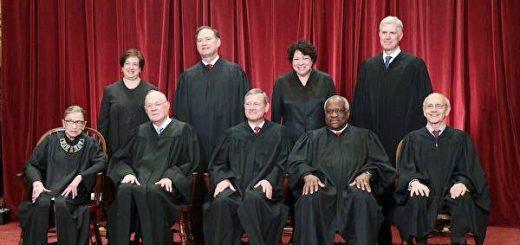 美国高院大法官人选 川普新增5人