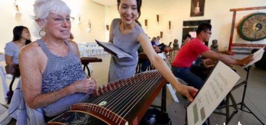 历史首次!中国民乐成为美国音乐高等学府学科