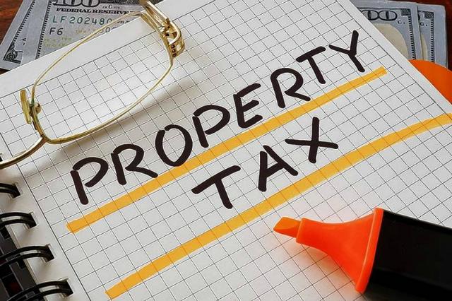 """中国""""房产税""""要来了? 美国这个税怎么收"""