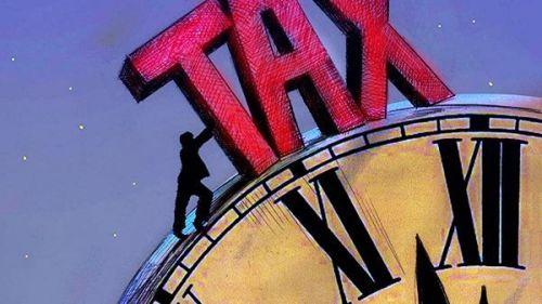 排队抢交房产税 美国人都疯了吗?