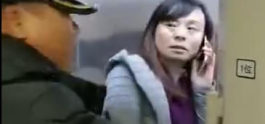 女子撒泼阻碍高铁发车?在美国可行不通