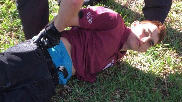 情人节当天佛罗里达发生校园枪击案,至少17人死亡,枪手被活捉