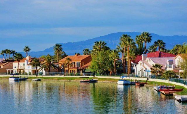 1月份拉斯维加斯地区的房价上涨11%