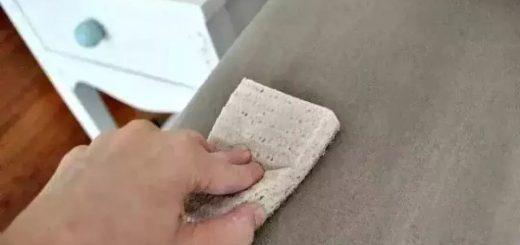 【实用】沙发、窗帘脏了不用拆不用洗,这样做比洗还干净!