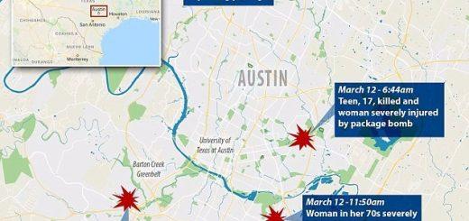 和奥斯汀连环爆炸案有关?一包裹在德州FedEx转运站爆炸
