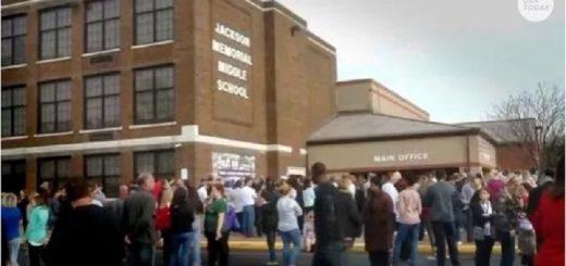 俄亥俄13岁男孩列出大规模枪杀计划 却在初中卫生间自杀