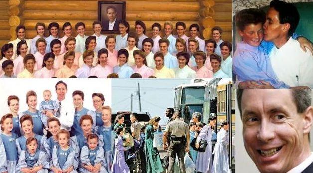 美国竟有一夫多妻教,魔鬼教主坐拥74名娇妻,居然还做出这样的事情!