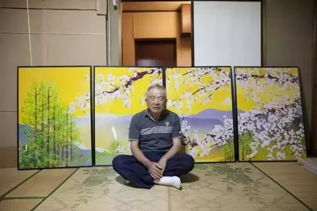 日本老爷爷坚持17年用Excel作画,我可能用了假的Excel
