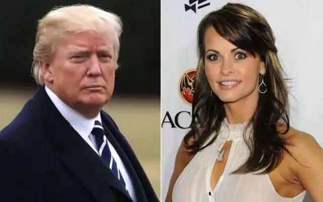 特朗普被踢爆1年婚外情, 她是他的