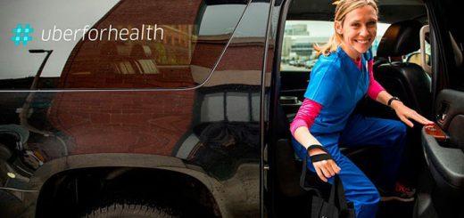 Uber 开启新服务 Uber Health,送客人去看医生!