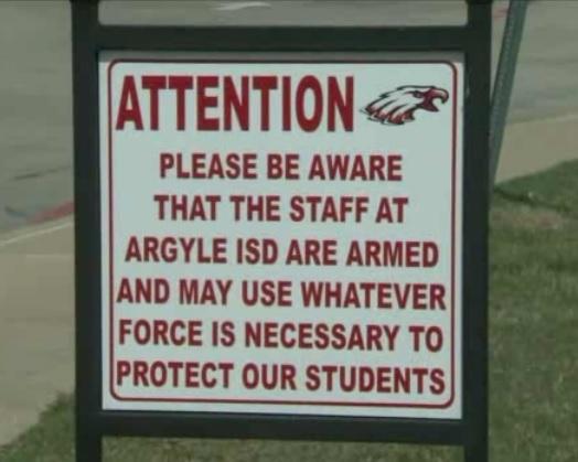 美国佛州通过控枪法案 教职员工可以持枪上岗