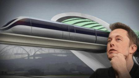 马斯克开建超级高铁了:从亚特兰大到纽约大约1小时!