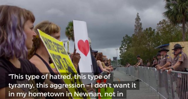 什么原因乔州华人不愿意去这个城市居住?