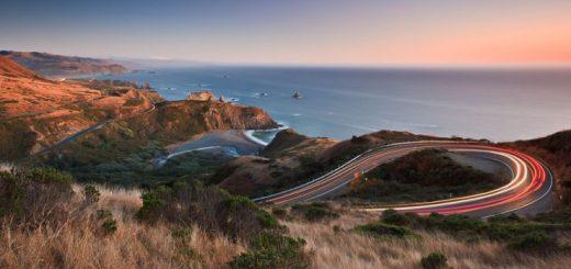 美国风景最美最安静的十大公路 一定要去看一看