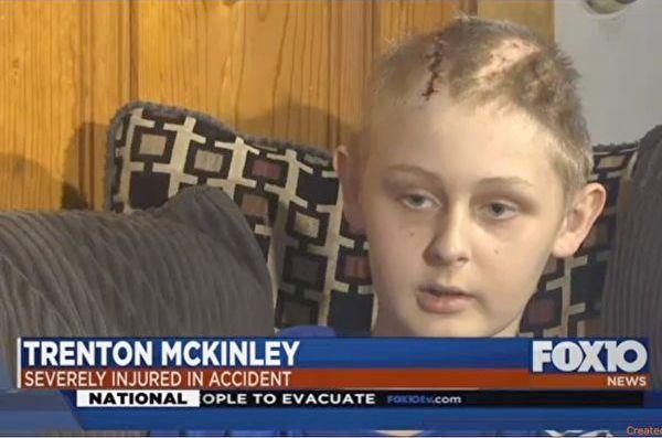 13岁男孩脑死亡,即将被拔管前,竟突然苏醒