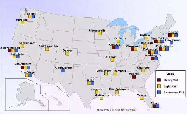 美国二三线城市对比中国二三线城市都有哪些不同?