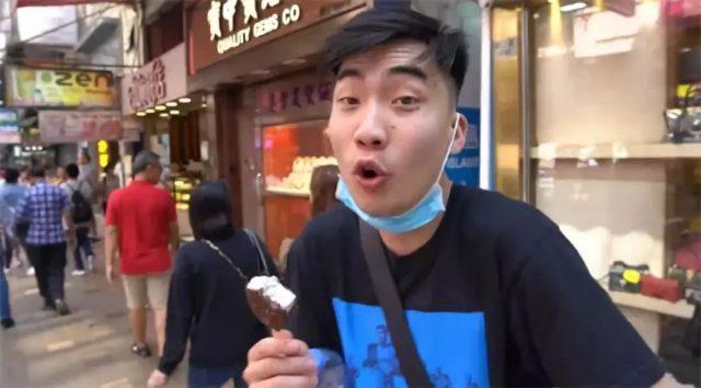 亚裔网红拍摄辱华视频 外国人都看不下去了