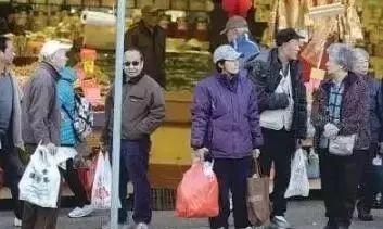 热帖:中国的坏老人移民美国了,但是下场有点惨