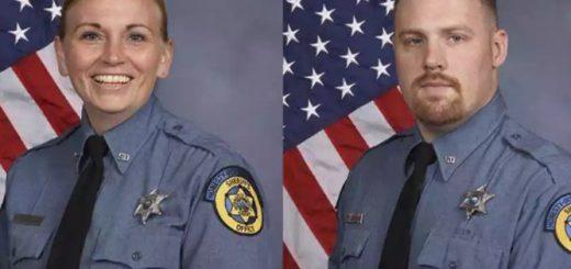 美国一囚犯被押送途中抢枪袭警 两名警员中枪身亡