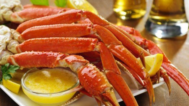 FDA和CDC警告停止食用来自这个国家的蟹肉 或引发副溶血性弧菌食物中毒