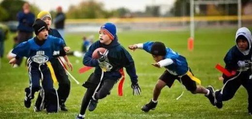 从1岁到25岁,美国孩子的体育运动都是怎样的?