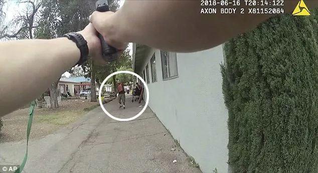 """为救人质,美国警察把人质打成了""""筛子""""?!【视频】"""
