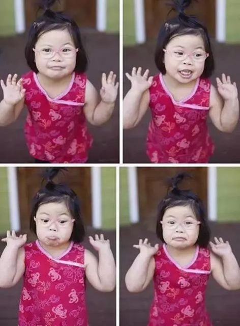 湖南弃婴被美国家庭收养后, 成风靡全美的小网红, 她的身后有个美到极致的女人…