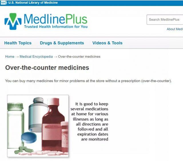 超全!中国常用药在美国替代品,美国卫生院提醒:这份清单需家中常备
