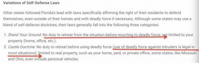 昆山反砍案,在美国法律下没有人好欺负!