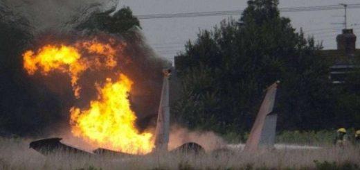 一架美国飞机坠毁,引发大面积山火,3名中国公民不幸遇难