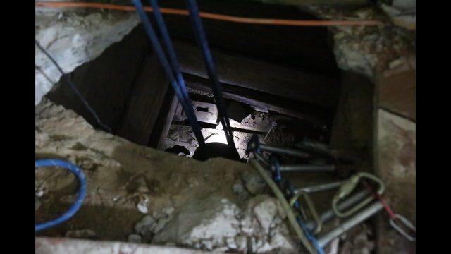亚利桑那州一家废弃肯德基暗藏玄机:180米运毒地道 直通墨西哥