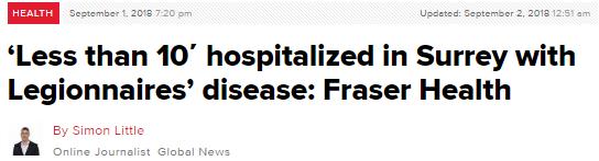 游客小心!温哥华爆发非典,致死率30%