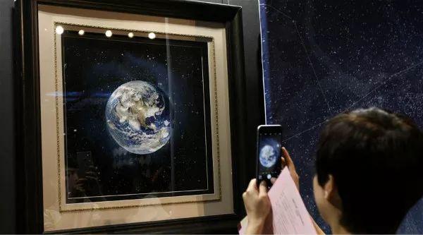 苏州魏璎珞用针线绣出星空,多次拒卖NASA:我只想把瑰宝留在中国