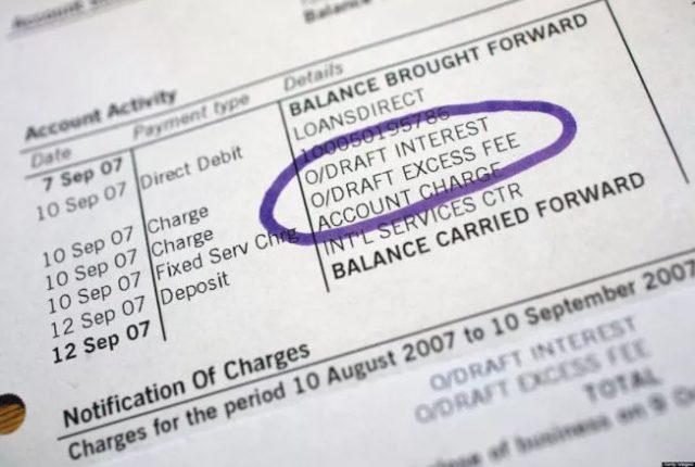 美国这5种银行收费,其实你可以不用付!