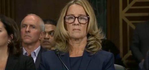 被控性侵 美大法官候选人怒斥左翼:丧心病狂