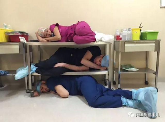 当医生真的太累了…累到让我对全人类失去了信心…