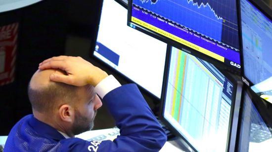 美股大跌道指狂泻831点 纳指暴跌4.08%