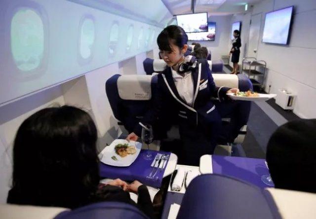 航空业者惹的?你不会相信乘客从飞机上偷走什么
