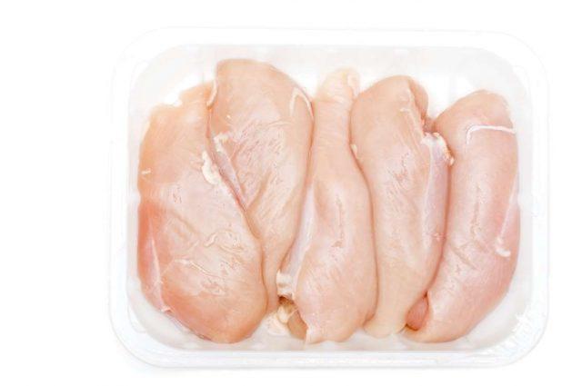 生鸡肉含沙门氏菌 全美近百人感染