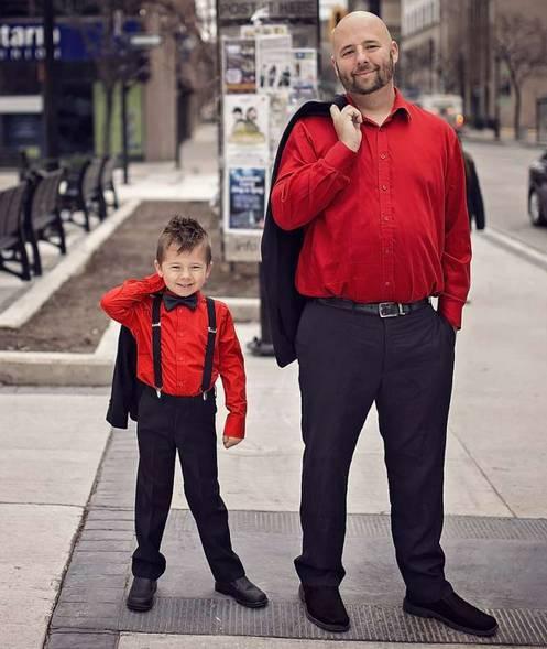 妈妈发现儿子超爱穿裙子,于是她做了这样的决定……