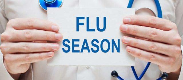 流感发病率40年来最高