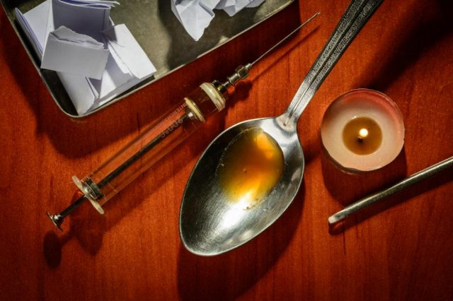 CDC:滥用阿片助丙型肝炎传播