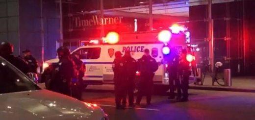CNN纽约办公室遭炸弹威胁 警方搜查后解除警报