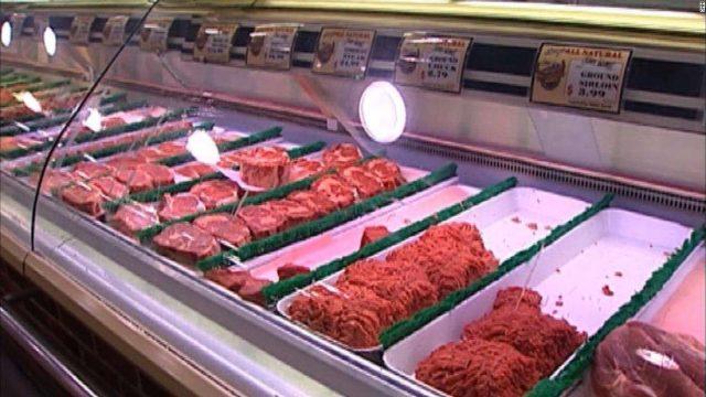 沙门氏菌再爆发!美国召回510万磅生牛肉