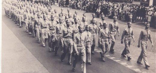 终获认可 国会通过法案将授予两万华裔二战老兵国会金质奖章
