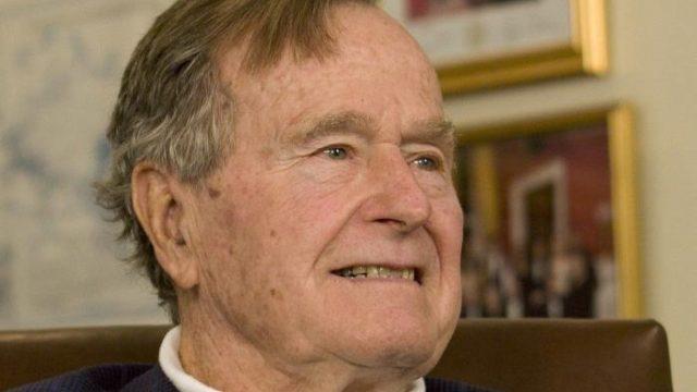 快讯!这位深爱中国的美国前总统因病去世 终年94岁