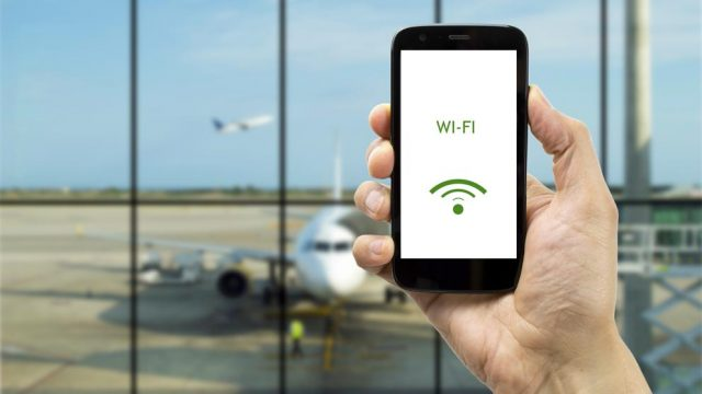 贪连机场WiFi,却遭信息盗窃!南加这两个机场尤为严重!